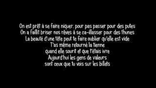 Sexion d'assaut - 75 degrés (L'apogée) + Lyrics