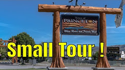 Princeton Bc part 1 - Small Town IN B.C