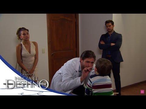 ¡Carlos descubre que Fernanda tiene un hijo! - Un camino hacia el destino