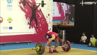 Men Junior 56kg - 2018 Weightlifting European Junior & U23 Championships