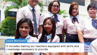 CEBU CPI 英語講師・コーディネーター Jaysa | フィリピン留学セブ語学学校