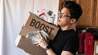 Made $2,600 in 1 Hour at Age 18 Reselling Sneakers