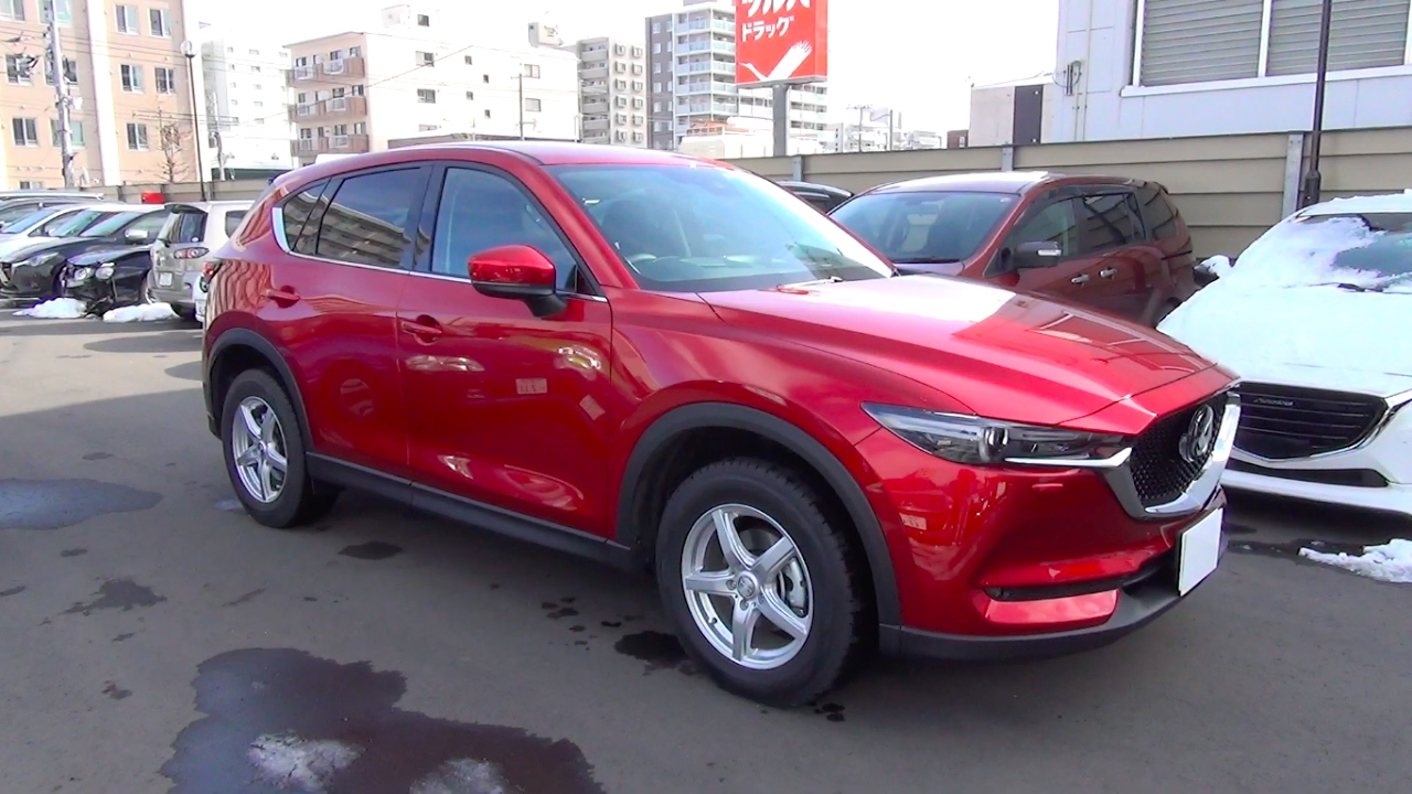 2017 new mazda cx 5 xd l package 4wd exterior interior doovi. Black Bedroom Furniture Sets. Home Design Ideas