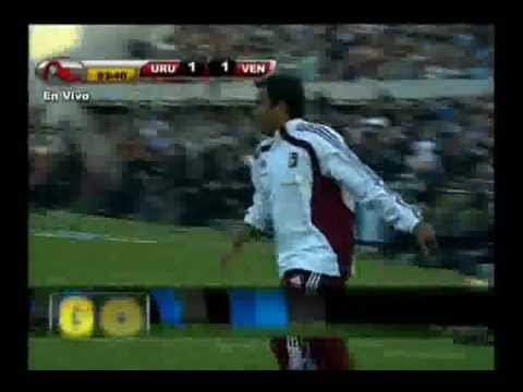 URUGUAY 1 - 1 VENEZUELA 02.06.12 Eliminatorias Sudamericanas Brasil 2014 (MERIDIANO TV)