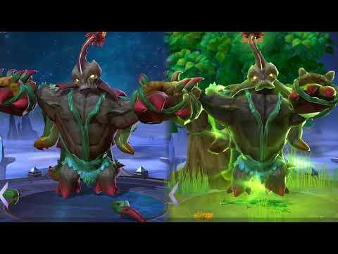 Mobile Legends Belerick Evolution
