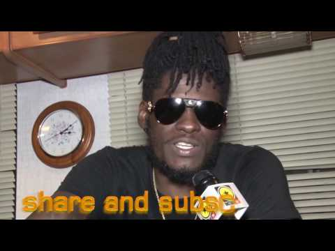 aidonia diss masicka say he's a baby thats not on his level