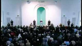 Friday Sermon : 19th March 2010 - Part 1 (Urdu)