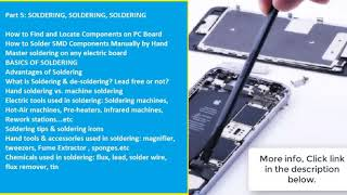 CELL PHONE REPAIR COURSE