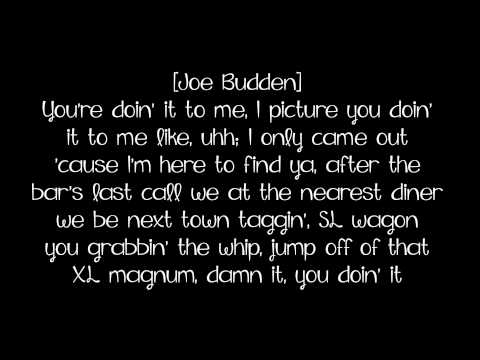 Marques Houston ft. Joe Budden - Clubbin' Lyrics [HD]