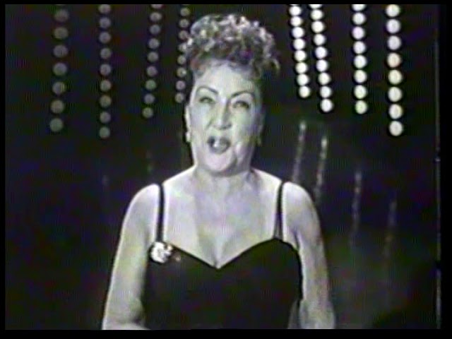 Ethel Merman Live - Everything's Coming up Roses