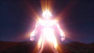 Ultraman Hit Song History New Hero Hen- Ultraman Nexus- Eiyuu (英雄)