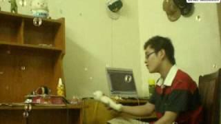 (Video Clip) Lồng Đèn Bay Cao - Chu Ken