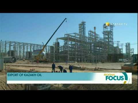 Kazakhstan plans to export light oil products