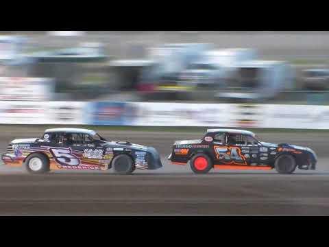 Dacotah Speedway Wissota Street Stock Heats (6/15/18)