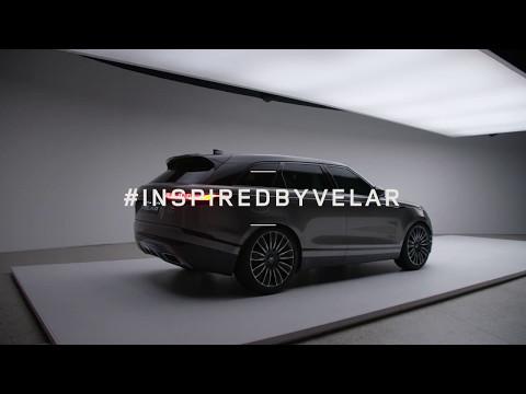 Nouveau Range Rover Velar | Rencontre avec les designers #InspiredByVelar