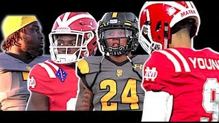 1 Team In The Nation Mater Dei CA V 2 St. Frances Baltimore MD 30 D1 Players On One Field🔥