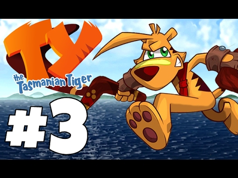 TY: The Tasmanian Tiger - Part 3 [SHIP REX] - PC HD ...