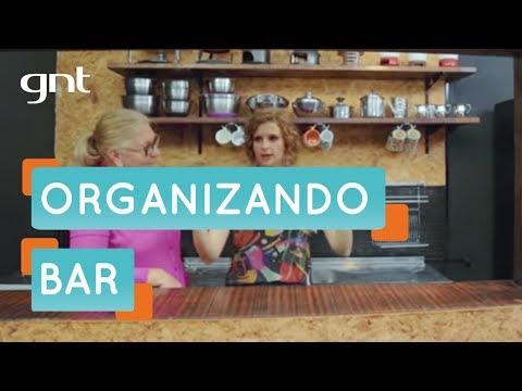 Dicas de como organizar um bar | Organização | Santa Ajuda | Micaela Góes