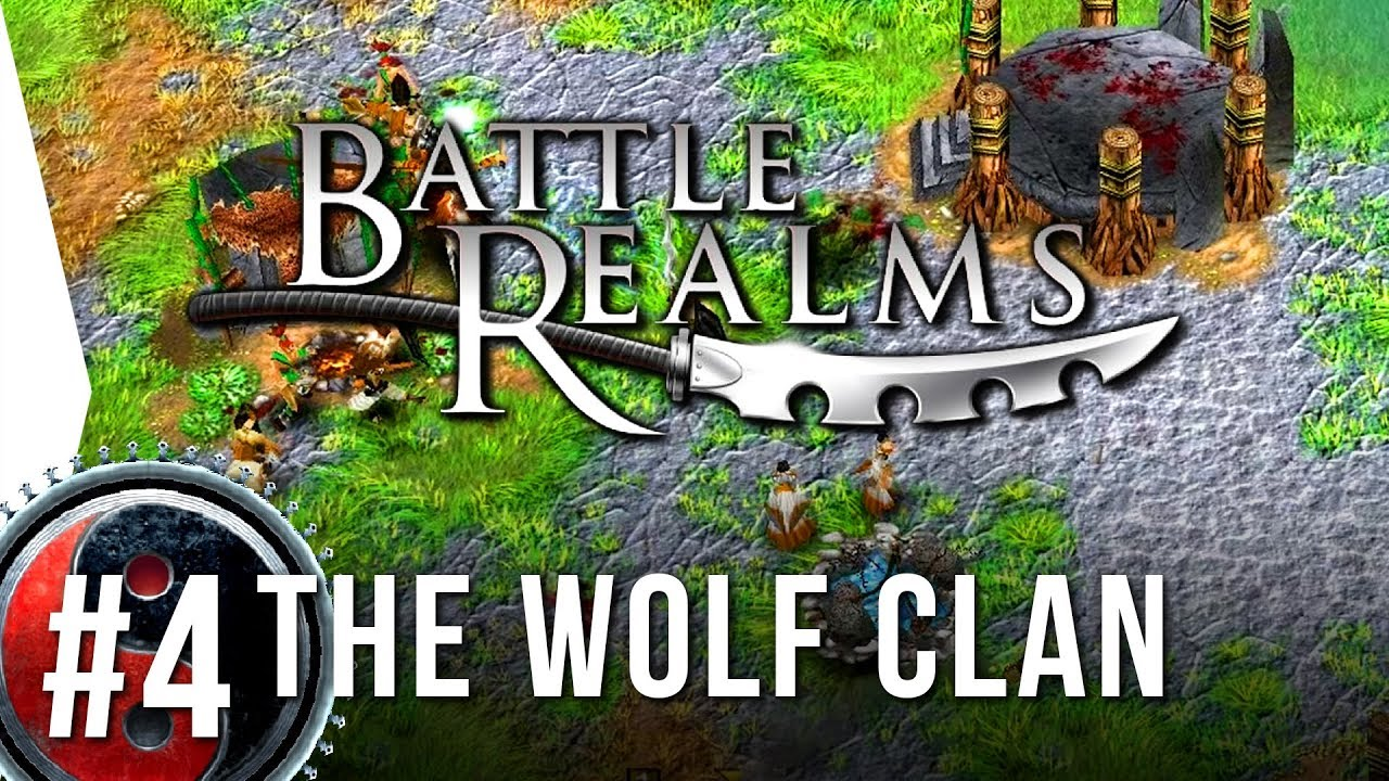 Battle Realms Hd 4 The Wolf Clan Widescreen Campaign