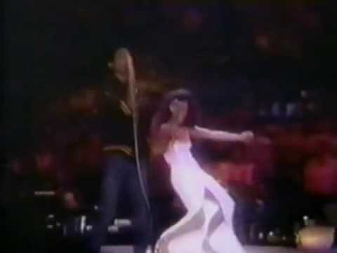 Diana Ross & Michael Jackson - Upside Down (Live!)