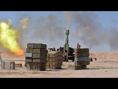 Iraqi forces retake town of Hatra
