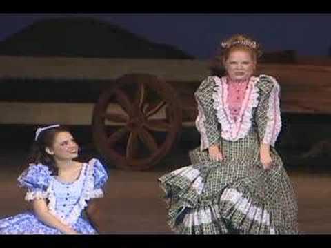 Oklahoma musical 2007 pt 7