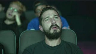 Shia LaBeouf Is Livestreaming Himself Watching His Movies | What's Trending Now