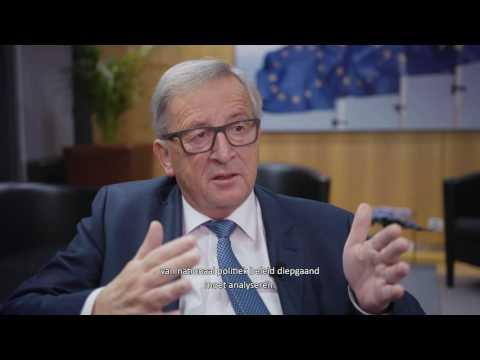 Europe Calling  Jean Claude Juncker