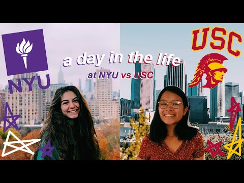 A Day In The Life: NYU Vs USC