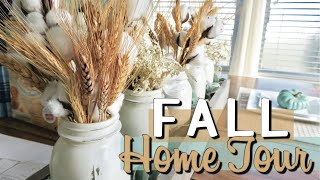 FALL HOME DECOR | DECORATE WITH ME | FALL HOME TOUR 2019