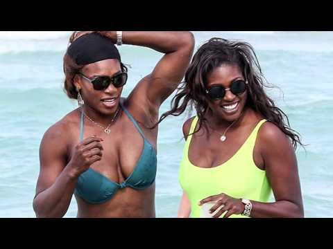 Maria Celebrates 27 -- Janowicz Raps -- Serena's Beach Derriere