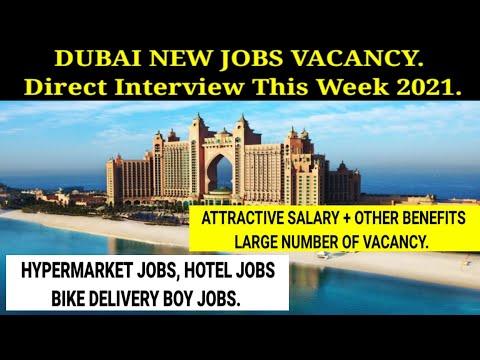 Hotel jobs Dubai // salesman job// Bike delivery boy jobs Dubai 2021 // direct interview jobs Dubai.