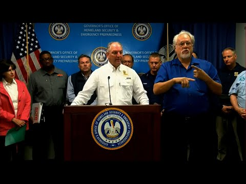Lousiana Declares State Of Emergency