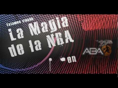 La Magia De La NBA - Tributo - ABA En La Red - PGM008 Completo