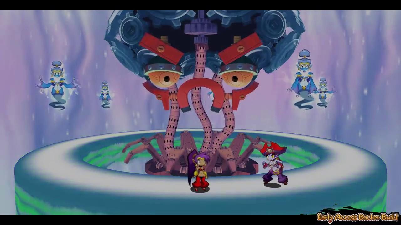 Shantae Half Genie Hero Final Boss And Ending YouTube