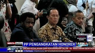 Jika PP Terbit Tak Boleh Ada Tenaga Honorer Di Lemabaga Pemerintahan
