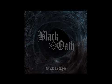 BLACKOATH   - Behold the Abyss  / HIGH ROLLER rec.  new album preview Mp3