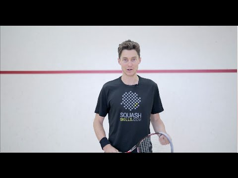 Squash tips: Cameron Pilley on generating power