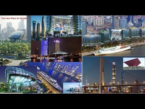 Shanghaï 2017 independent travel