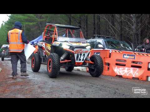 2015 Kiwi 4x4 Winch Competition & 2015 Woodhill 100 Offroad