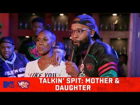 Mother & Daughter 'Talkin' Spit' Fan Battle 💦 | Wild 'N Out | #TalkinSpit