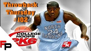 College Hoops 2K6 - Throwback Thursday Ep. 102