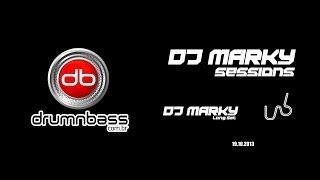 Dj Marky - @Marky Sessions - 19/10/2013