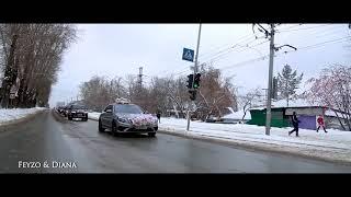 Файзо и Диана г. Новосибирск 2018 Темур Джавоян