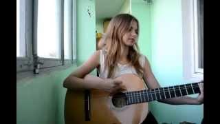 Ани Лорак - О тебе (Дождь для нас) (cover)
