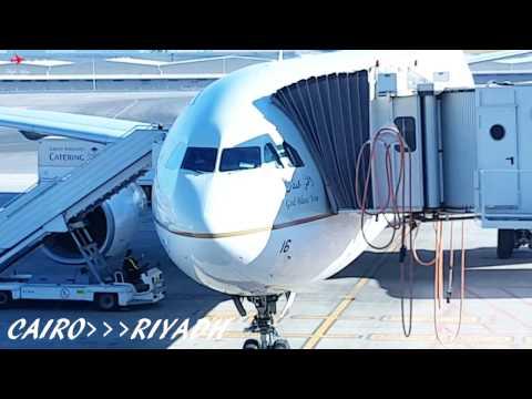Airbus A330 Saudi Airlines TakeOff From Cairo l اقلاع الخطوط السعودية من مطار القاهرة l HD