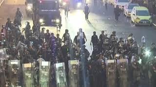 香港反送中运动开始以来最暴力的一晚