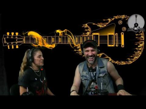 Emisión en directo del Programa Rock N' Words