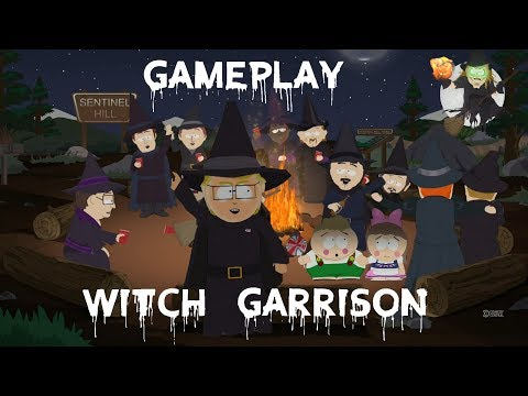 Witch Dranks and Spanks - Witch Garrison Event