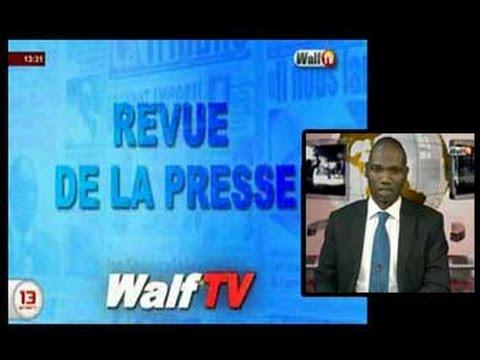 REVUE DE LA PRESSE (Wolof) de El Hadj Abdoulaye Bop du 04 oct 2016